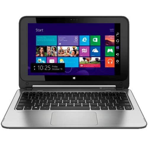 "Notebook HP Pavilion 11-N127BR X360 - Intel Core M-5Y10 - RAM 4GB - HD 500GB - LED 11,6"" Touchscreen - Windows 8.1"