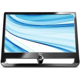 """Monitor LCD AOC F19L 18.5"""" - Preto - Widescreen - DVI"""