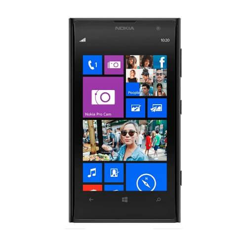 "Smartphone Nokia Lumia 1020 Preto - 4G - 32GB - 41MP - Windows Phone 8 - Tela 4.5"" - Desbloqueado"