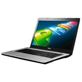 "Netbook Philco 11B-S1023W8 - Cinza - Touchscreen - Intel Celeron 847 - RAM 2GB - HD 320GB - Tela 11.6"" - Windows 8"