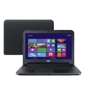 "Notebook Dell Inspiron I14-2640 - Preto - Intel Core i5-3337U - GeForce GT625M - RAM 6GB - HD 1TB - Tela 14"" - Windows 8"