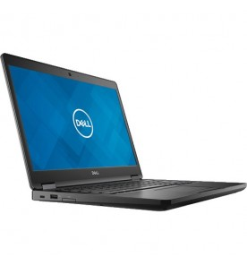 "Notebook Dell Latitude 5490 - Preto - Intel Core i5-8250U - RAM 8GB - HD 500GB - Tela 14"" - Windows 10 Pro"
