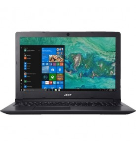 "Notebook Acer Aspire A315-53-333H - Preto - Intel Core i3-7020U - RAM 4GB - HD 1TB - Tela 15.6"" - Windows 10"