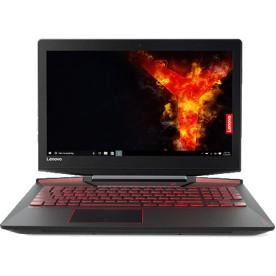 """Notebook Lenovo Gamer Legion Y720 - Intel i7-7700HQ - GeForce GTX 1060 - RAM 16GB - HD 1TB - SSD 128GB - Tela 15.6"""" - Windows 10"""