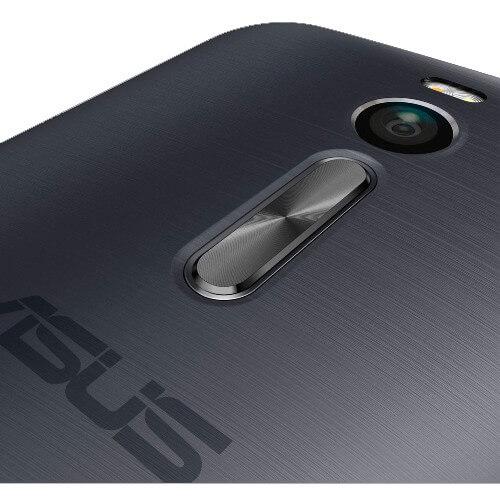 "Smartphone ZenFone 2 Asus ZE551ML-6J707WW - 16GB - 4G - Intel Quad Core Z3560 1.8GHz - RAM 4GB - Tela 5.5"" - Android 5 - Prata"