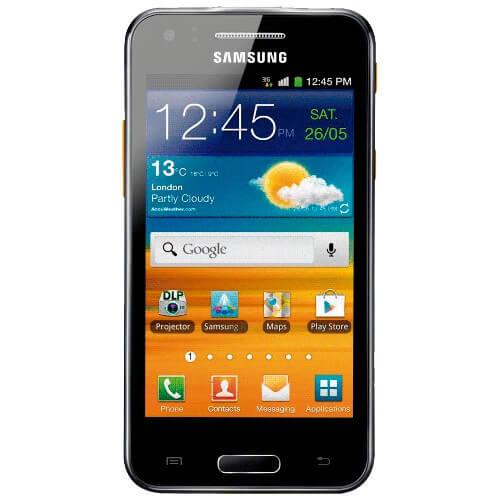 "Smartphone Samsung Galaxy Beam GT-I8530 - Projetor Integrado - 3G - 5MP - Tela 4"" - Dual Core - Android 2.3"