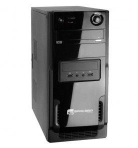 Computador Desktop SPACEBR-P49P49W2 - AMD A8-3870 X4 - RAM 4GB - HD 500GB - Linux