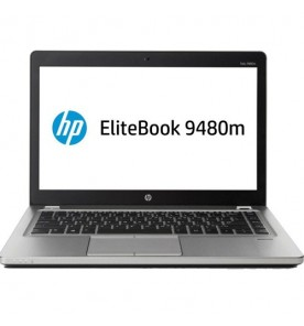 "Notebook HP Elitebook Folio 9480M - Intel Core i5-4310U - RAM 8GB - SSD 180GB - Tela 14"" - Windows 8 Pro"