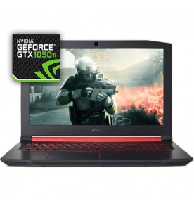 "Notebook Acer AN515-51-78D6 - Preto - Intel Core i7-7700HQ - GeForce GTX 1050Ti - RAM 16GB - HD 1TB - Tela 15.6"" - Windows 10"