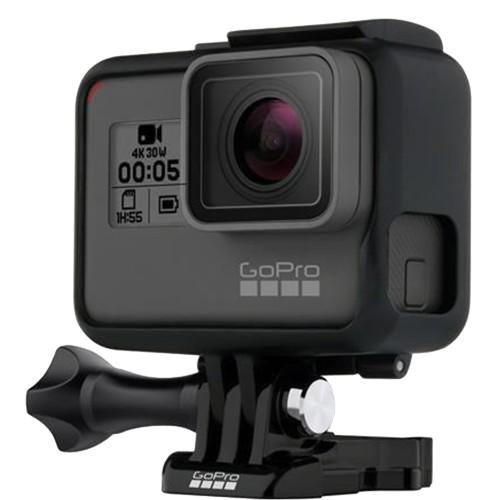 Câmera Digital GoPro Hero 5 Black - 12MP - 4K - Bluetooth - Wi-Fi