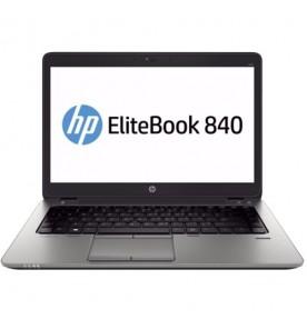 "Notebook HP Elitebook 840 G2 - Cinza - Intel Core i5-4300U - RAM 8GB - HD 500GB - Tela 14"" - Windows 10"