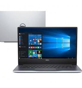 "Notebook Dell Inspiron I14-7460-A30SL - Intel Core i7-7500U - GeForce 940MX - RAM 16GB - HD 1TB - Tela 14"" - Linux"