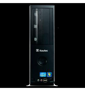 Computador Desktop Infoway ST4272 Itautec – 4GB RAM –  500GB HD - Microsoft Windows 7 - Intel Core i5-2400