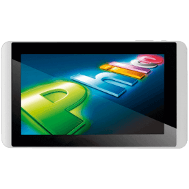 "Tablet Philco 7A1-B111A4.0 - ARM Cortex A8 - RAM 1GB - 8GB - Câmera 2MP - Tela 7"" - Android 4.0 - Branco"