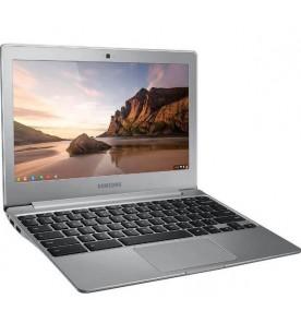 "Chromebook Samsung XE500C12-AD1BR - Prata - Intel Celeron N2840 - RAM 2GB - eMMC 16GB - Tela 11.6"" - Google Chrome OS"
