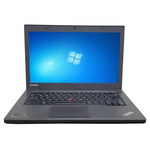 "Notebook Lenovo ThinkPad T440-20B7S2E401 - Touchscreen - Intel Core i5-4300U - SSD 120GB - RAM 4GB - Tela 14"" - Windows 10"