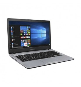 "Notebook Samsung 300E NP300E4L-KW1BR - Prata - Intel Core i3-6006U - RAM 4GB - HD 1TB - Tela 14"" - Windows 10"