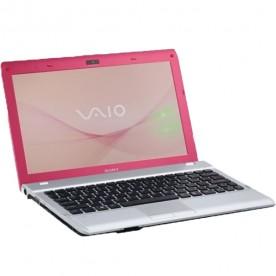 "Notebook Sony Vaio VPCYB45JB/P - Rosa - AMD E-450 - RAM 2GB - HD 500GB - Tela 10"" - Windows 7 Home Basic"