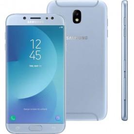 "Smartphone Samsung Galaxy J7 Pro - Azul - 64GB - RAM 3GB - Octa Core - 4G - 13MP - Tela 5.5"" - Android 9"