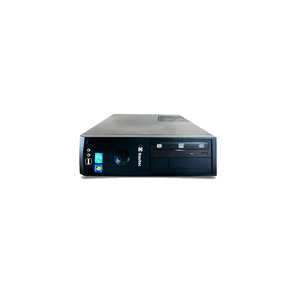 Computador Desktop Infoway ST4272 Itautec – 4GB RAM – Intel Core i5-2400 -HD 500GB - Windows 7
