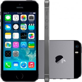 iPhone 5S 16GB - Preto