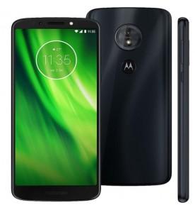 "Smartphone Motorola Moto G6 Play - Indigo - 32GB - RAM 3GB - Octa Core - 4G - 13MP - Tela 5.7"" - Android Oreo 8.0"