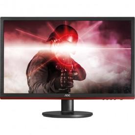 "Monitor Gamer AOC Sniper G2460VQ6 - Tela 24"" - Full HD - 75Hz - HDMI/VGA"