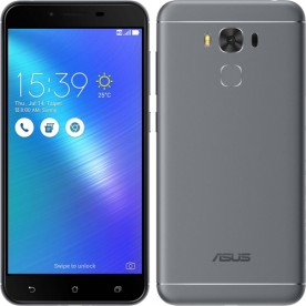 "Smartphone Asus Zenfone 3 Max ZC553KL - Cinza - Dual Chip - 32GB - Câmera 16MP - Tela 5.5"" - Android 6.0"