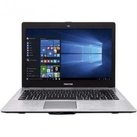 """Notebook Positivo Stilo XR5500 - Cinza - Intel Pentium N3540 - RAM 2GB - HD 32GB - Tela 14"""" - Windows 10"""