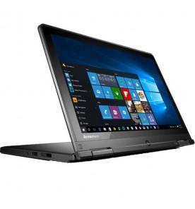 "Notebook Lenovo ThinkPad S1 YOGA-20DKS09J0X - Preto - Intel Core I5-5300U - RAM 8GB - HD 500GB - Tela 12.5"" - Windows 8.1 Pro"