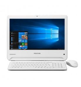 """All In One Positivo UD3520 - Intel Celeron N2808 - RAM 2GB - HD 500GB - Tela 18.5"""" - Windows 10"""