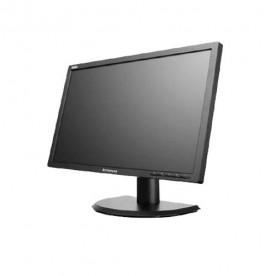 "Monitor Lenovo ThinkPad-60DEHAR1BR - Preto - Tela 21.5"" - VGA/DVI"