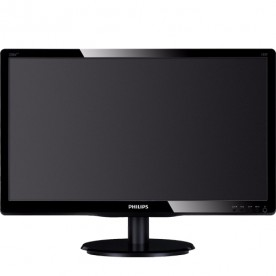"""Monitor Philips 236V4LSB - Tela 23"""" - DVI - VGA"""