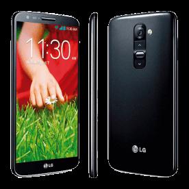 "Smartphone LG G2 Mini D620 Preto - 3G - 8GB - Wi-Fi - Tela de 4.7"" Quad Core - 8MP - Android 4.4 KitKat - Desbloqueado"