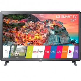 "Smart TV LG LED 32"" 32LK615BPSB.AWZ - HD HDR Ativo - WebOS 4.0 - HDMI - USB"