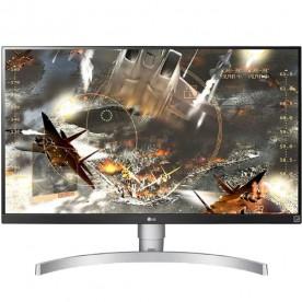 "Monitor LED LG 27UL650 - Tela 27"" - Ultra HD 4K - HDR400 - IPS - 60Hz - 5ms - FreeSync - HDMI/DisplayPort"