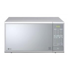 Forno Micro-Ondas LG EasyClean MS3059L - Prata - 30 Litros - 127V