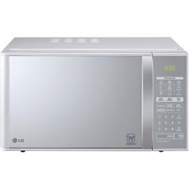 Forno Micro-Ondas LG EasyClean MH7053RA - Cinza - 30 Litros - 220V