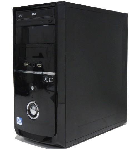 Desktop ICC LN5700 - Intel Pentium E5700 - RAM 2GB - HD 500GB - Linux