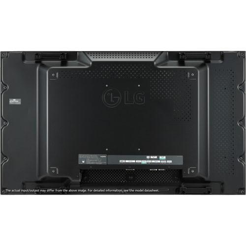 "Monitor Profissional LG 49VL5F - Tela 49"" - Video Wall - Bordas Ultrafinas - HDMI - Display Port - DVI-D - RGB - VESA 600X400"