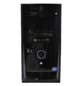 Desktop ICC LZ3770 - Intel Core i7-3770 - GeForce G210 - RAM 4GB - HD 1TB - Linux