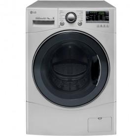Máquina Lava e Seca LG Prime Touch WD1485ATB - Branco - 8.5Kg/5Kg - 14 Programas - 6 Motion - 127V