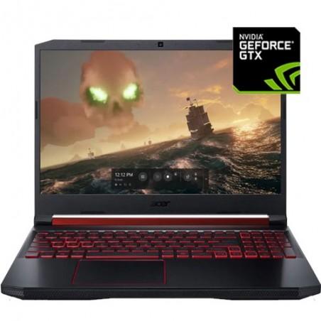 "Notebook Gamer Acer Nitro 5 AN515-43-R4C3 - Ryzen 7 3750H - GTX 1650 - RAM 8GB - SSD 128GB - Tela 15.6"" - Endless OS"