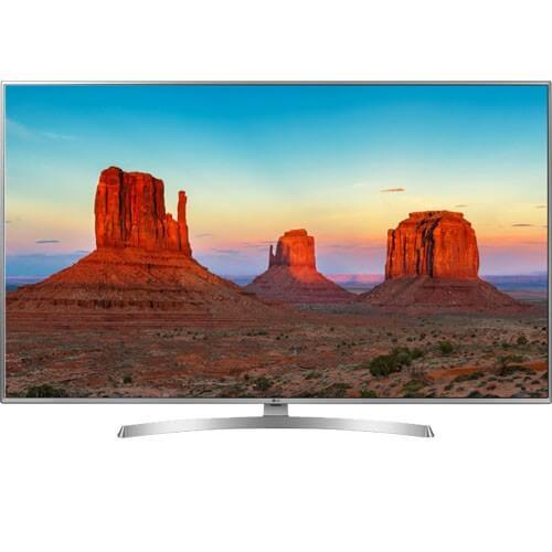 """Smart TV LED LG 55"""" 55UK6540PSB - Ultra HD 4K - HDMI - USB - Wi-Fi - ThinQ AI - Conversor Digital"""