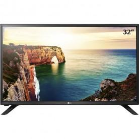 """TV LCD LG 32"""" 32LJ500B - HD - HDMI - USB - Conversor Digital"""