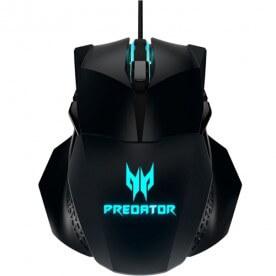Mouse Gamer Acer Predator Cestus 500 - Preto - 7200DPI - 8 Botões