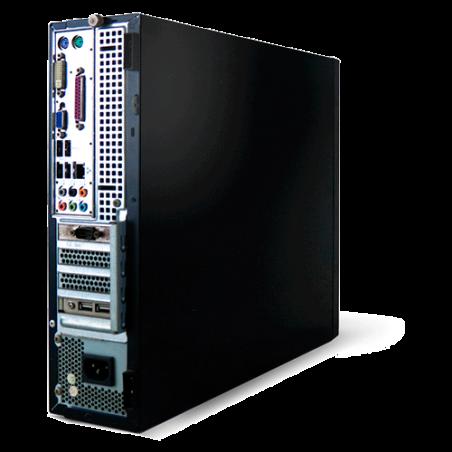 Computador Desktop AMD Phenom SM 3322 Itautec – 4GB RAM –  320GB HD - Windows 7 Professional