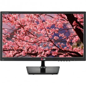 "Monitor LED LG 19M37AA-B - Tela 18.5"" - 5ms - VGA"