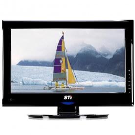 "Monitor STI MLE 1951W - Tela 18.5"" - LCD - 5ms - VGA"