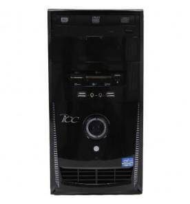 Desktop ICC-L4100 - Preto -  Intel Core i3-3210 - RAM 8GB - HD 1TB - GeForce 210 - Windows 8